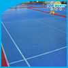 16 standard color qualified basketball flooring