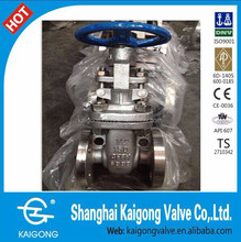 Cast Steel Wedge Gost Gate Valve