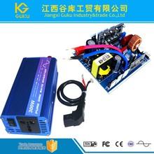 High frequency car power inverter pure sine wave power inverter dc 12v ac 220v