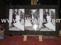 Photo frame for wedding photos/family