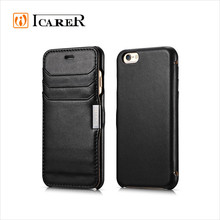 Wholesale Premium Cow Leather Case For iPhone 6