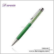 Nice design metal gift crystal diamond pen