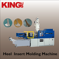 Best Selling Product-KING'S Women' Shoe High Heel Injection Molding Machine