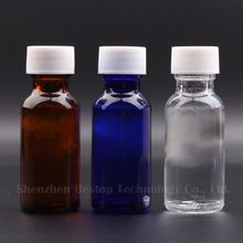 Free Samples hot sale perfume glass bottle electronic oils with drip dropper