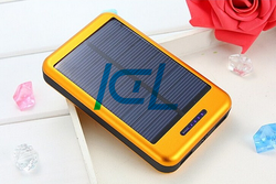 (HOT selling )solar power bank,power bank solar, solar charger for digital products