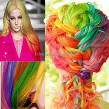 DIY Non-toxic Temporary party Hair Chalk Dye Soft Pastels Salon Kit