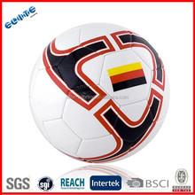 Popular hot sale PU soccer ball model