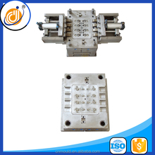 high precision plastic injection 8cavity cap mold