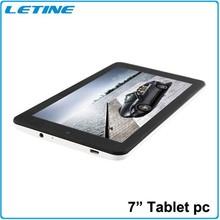 7inch Allwinner A83 Octa-core Wifi+BT+1gb/8gb+Camera+1024*600 HD Screen Android 3G Tablet pc trade assurance