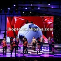 2012 fashion indoor led 3d advertising screen