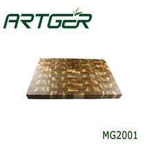 high quality acacia wooden kitchenware/end grain chopping board /cutting board