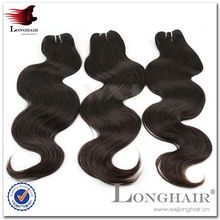 High Quality Cuticle Intact Hair Virgin Brazilian/Indian/Peruvian Hair