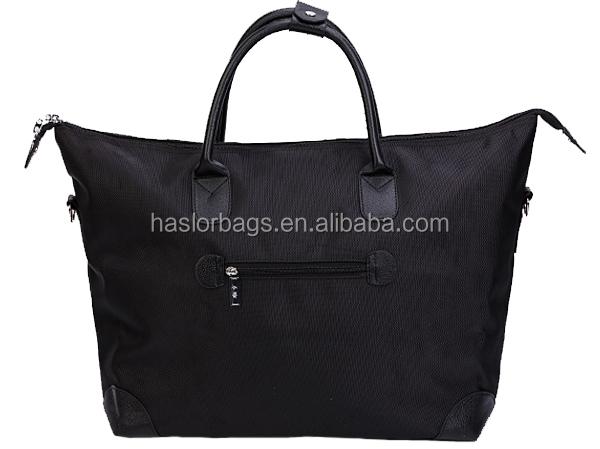 2015 Manufacturer Wholesale Custom Fashion Lightweight Men Travel Bag Tote Bag