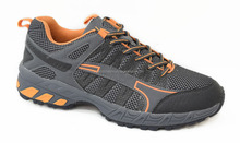 Men's hiking shoes lace up waterproof high quality Men's Autumn outdoor running shoes