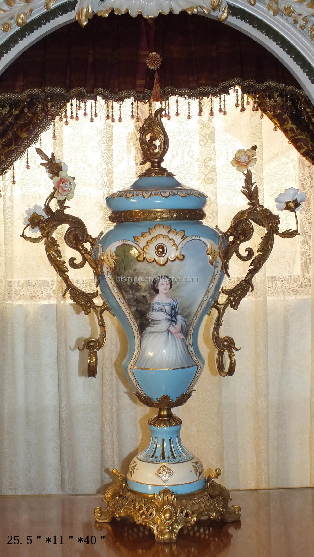 Franse barok antiek porselein huisdecoratie/luxe porseleinen ...