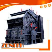 Iron ore impact crusher characteristics