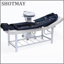 shotmay STM-8033A 2012 portable pressotherapy & Far infrared equipment with CE certificate