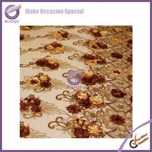 16169 wedding party bronze copper floral bouquet handmade table cloths