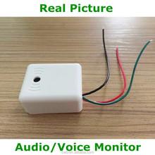 Low Noise CCTV Audio Surveillance Microphone