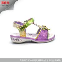 New Arrival Fashion 2015 Girls Flat Sandals