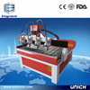 new model multihead cnc router machine/woodworking 3d cnc wood carving machine