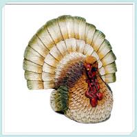Hotsale resin the harvest thanksgiving turkey