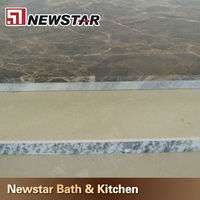 Newstar competitive price laminated marble