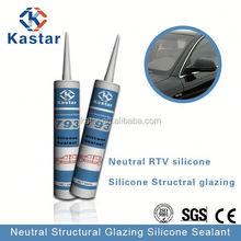 non-flammable 280ml or 300ml silicone gap sealant tube