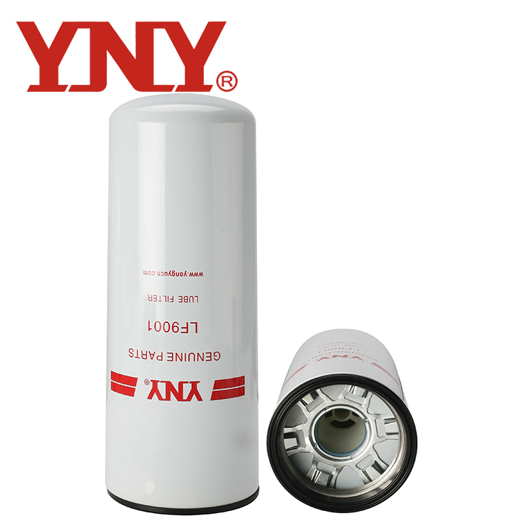 YNY 필터 공장 중국 만든 최고 품질 LF9001 LF9080 faw 트럭 오일 필터