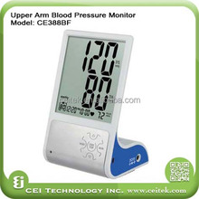 CE Certified newest cheap blood pressure monitor connected to computer
