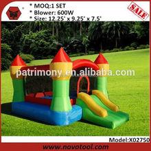 offer inflatable slides
