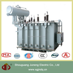 5000kVA transformer 35kV oil immersed three phase transformer manufacturer