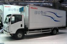 700P Small Refrigerated Truck with ISUZU Technology