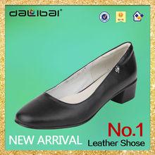 de lujo elegante y con clase con estilo sexy de tacón bajo zapatos de vestir para las mujeres