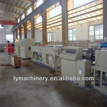 pvc large diameter water pipe production line