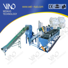 pp pe film recycling production line