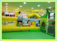 small indoor playground slide for kids