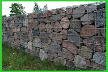 High quality welded wire mesh gabion Cages Rock-fall protecting nets