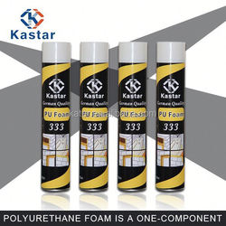 expanding spray pu foam sealant for industry