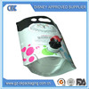 Wholesales Factory price wine bag with spout tap/stand up nozzle bag for wine/wine bag with spout tap