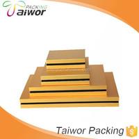 Packaging Factory Custom Chocolate Box Recyclable Cardboard Chocolate Box
