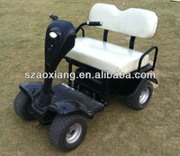 CE approved electric 4 2 person golf cart with foldable seat kits/AX-A4