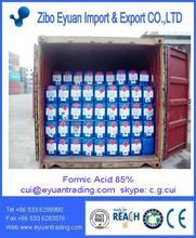 formic acid 85%/textile chemicals(dye chemicals)
