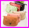 China wholesale new design pu leather colourful ladies fashion bags HD2740