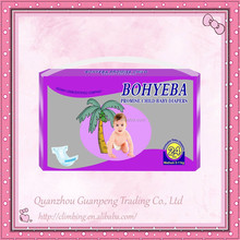 Cheap Disposable Baby Sleepy Diaper Manufacturer in China