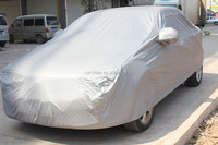 polyester material waterproof car cover with good quality