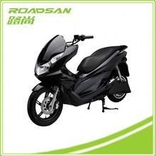 Dual Sport Electric Moped Off-Road Motorbike