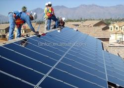 commerical 1000W 2000W 3000W solar panel,solar panel 1000W kit,5KW solar home kit solar panel home system