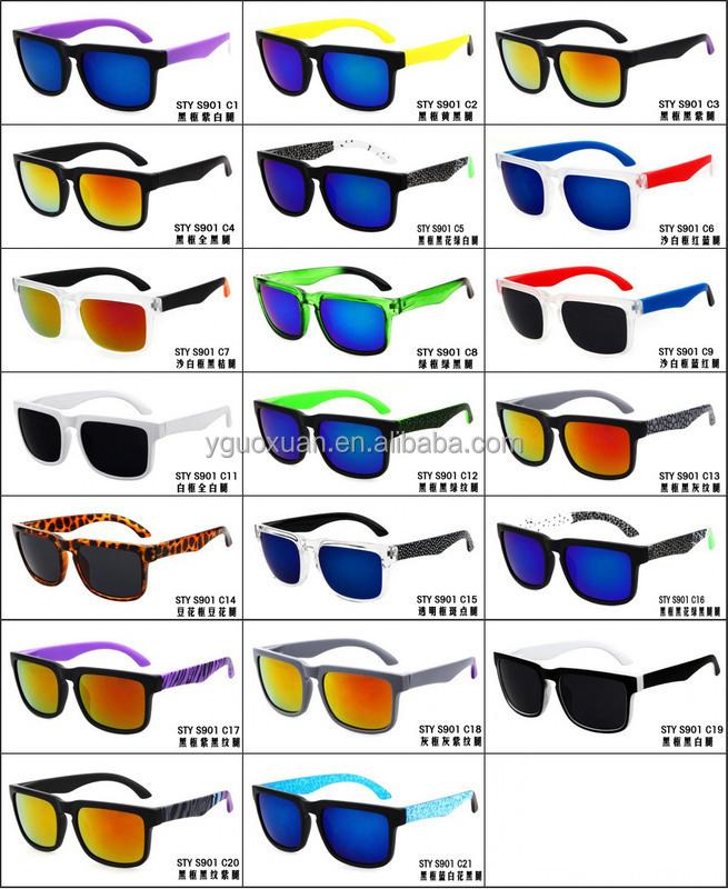 2014 venta caliente Ken Block 21 colores-Gafas de sol-Identificación ...