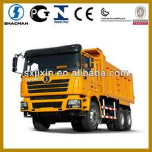 China pesado de camiones/volcado shacman camiones para la venta del euro 4